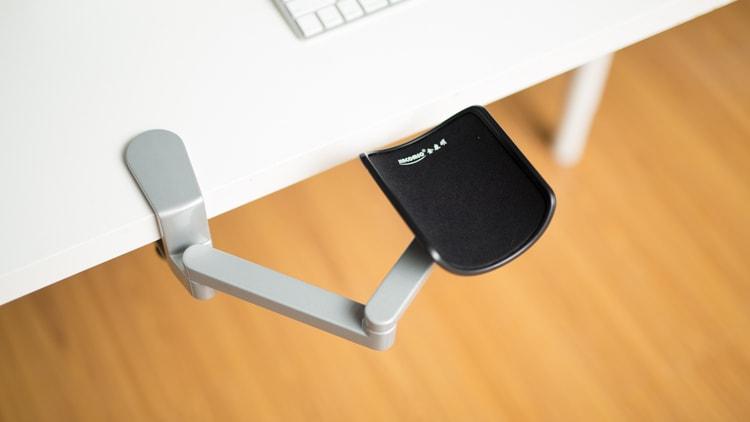 Repose-poignet ergonomique