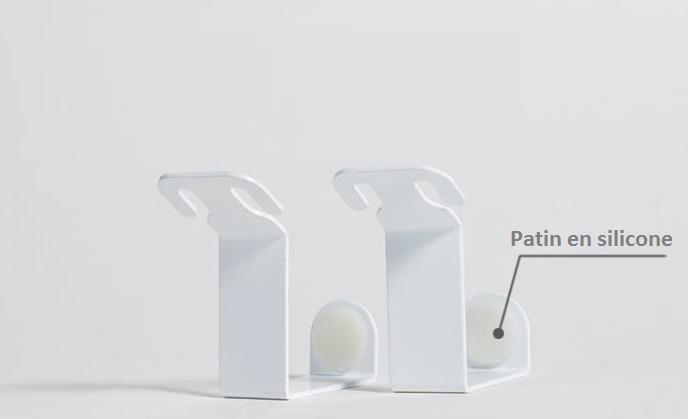 patin en silicone