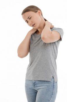 douleurs cervicales et cou